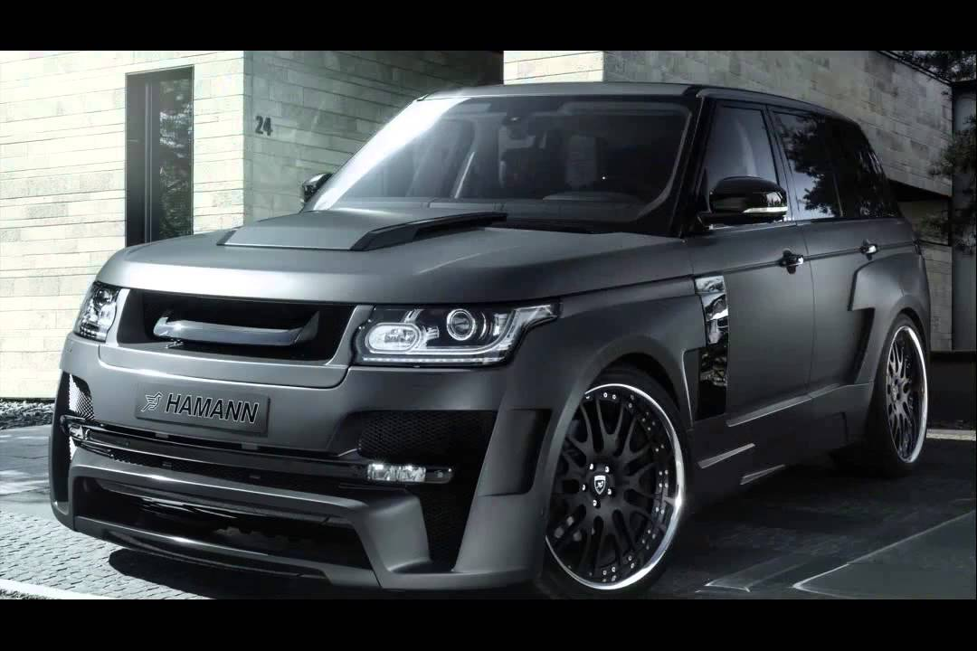 2015 model hamann land rover range rover mystere youtube. Black Bedroom Furniture Sets. Home Design Ideas