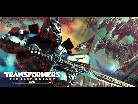 Transformers: The Last Knight Official Trailer#1 (2017) - Michael Bay Movie