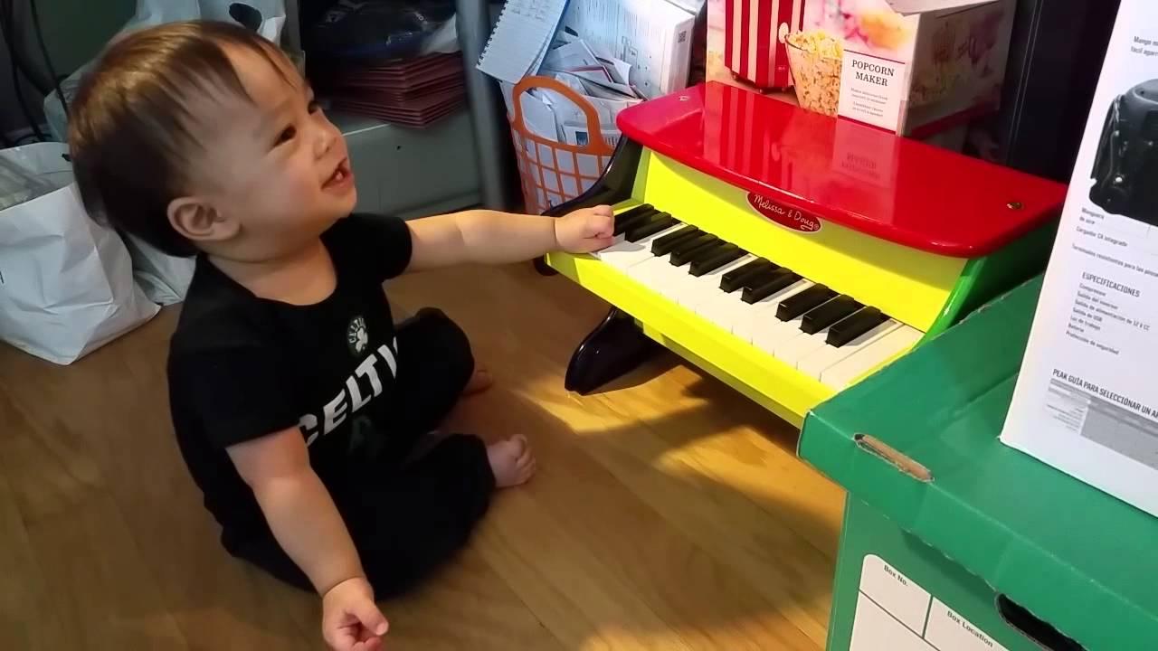 melissa and doug piano instructions