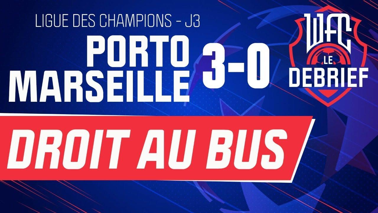 Download ⚽ WFC : Le debrief de Porto - Marseille (3-0), J3 LDC / Porto - OM (Football)