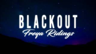 Blackout - Freya Ridings Video