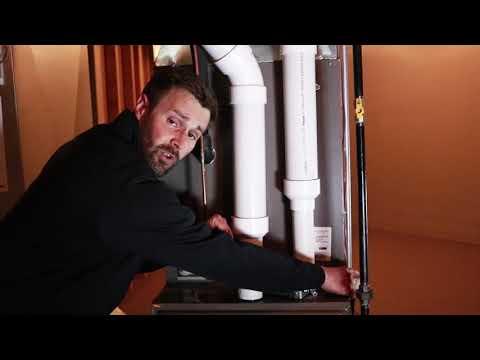 Furnace & AC Water Leak Repair