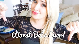 The WORST DATE EVER! | My Tinder Experience