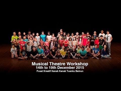 Musical Theatre Workshop JJB2015 CONCERT