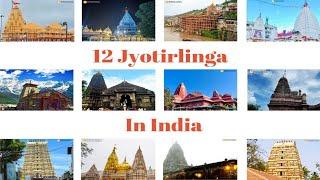 12 Jyotirlinga Name And Photo
