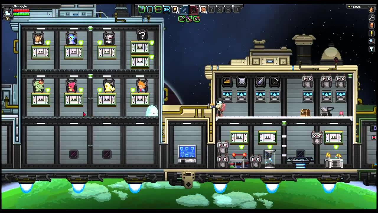 vesselbound automatic sorting opensource starbound mod youtube rh youtube com starbound wiring mode Starbound Swords List