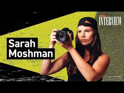 AMC's NEWS||| Special Interview with Sarah Moshman