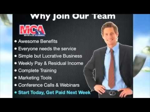 mca-presentation-2015- -mca-benefits- -mca-compensation-plan