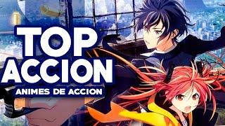 Los mejores animes de acción
