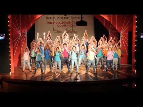 Shut Up and Dance - AUF Concert Chorus