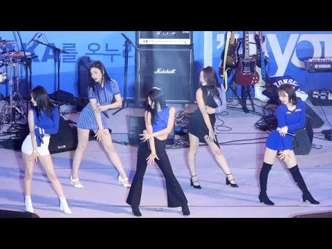 190517 레드벨벳 (Red Velvet)  RBB (Really Bad Boy) [4K] 직캠 Fancam (연세대 아카라카) By Mera