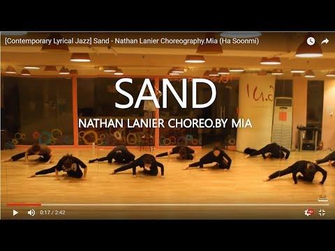[Contemporary Lyrical Jazz] Sand - Nathan Lanier Choreography.Mia (Ha Soonmi)