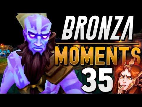 BRONZA MAESTRIA 7 | BRONZA MOMENTS (Capítulo 35) League of Legends
