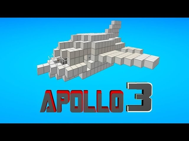 Minecraft Film CZ - Apollo 3 Travel Video
