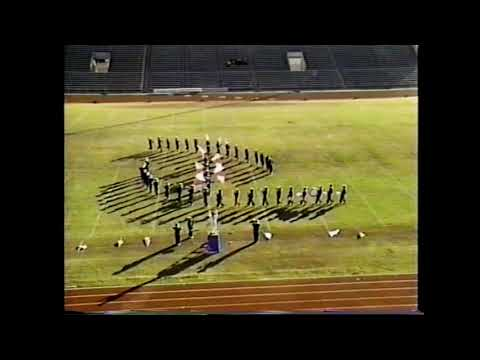 Hawkins High School Band 1990 - UIL 2A Texas State Marching Contest