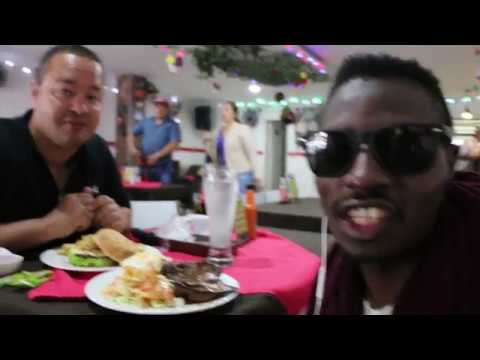 Medellin Colombia Travel , cheap food Ft. Richard's world