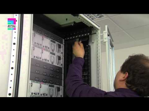 Rittal TS IT: Cable Routing
