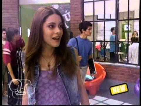 Violetta promo 3[ Disney Channel Hungary]