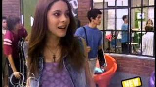 Violetta promo 3[ Disney Channel Hungary]