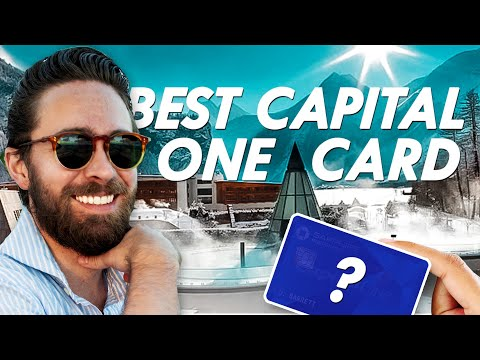 What's The #1 Capital One Venture Rewards Card? 2019 Review