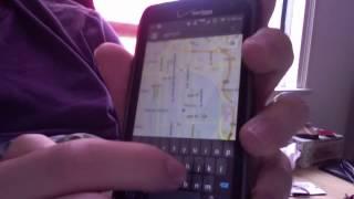 One XXX Bug Report - Google Maps Bug
