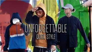French Montana - Unforgettable ft. Swae Lee | YAK x Quick Style x BBIC 2017