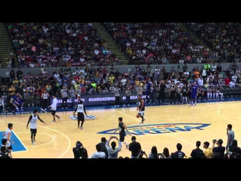 Stephen Curry's Exhibition Game Highlights in Manila
