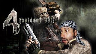 Resident Evil 4 profesional (Speedrun) FAIL a topeeeee