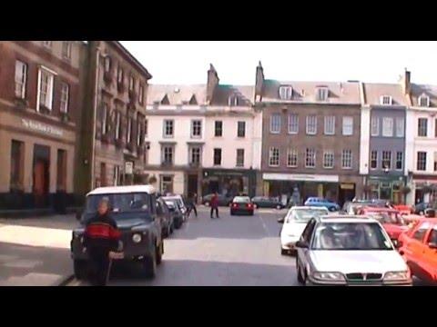 Scottish Borders and Edinburgh