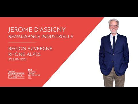 Interview - Jérôme d'Assigny - La transition écologique et ses nouvelles collaborations
