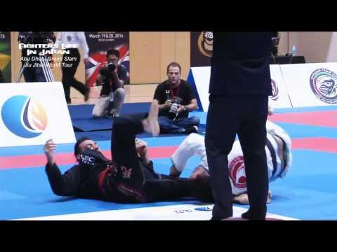 FL - Abu Dhabi Grand Slam Tokyo - Marcos Souza