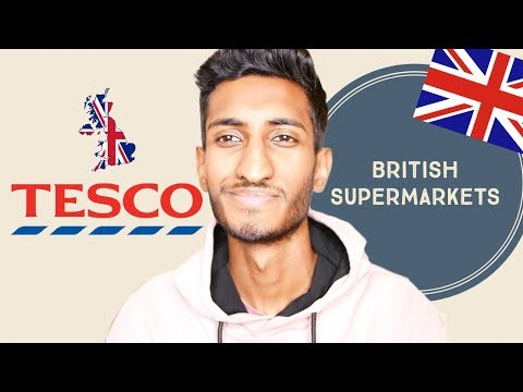 How to Pronounce UK Supermarkets | British Accent