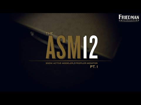 Friedman Amplification - ASM12 Pt.1