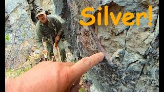 How to find Silver Veins in Abandoned Mines