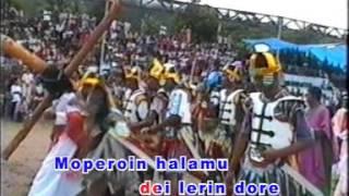 "lagu paskah daerah flores larantuka  ""krus rarane"""
