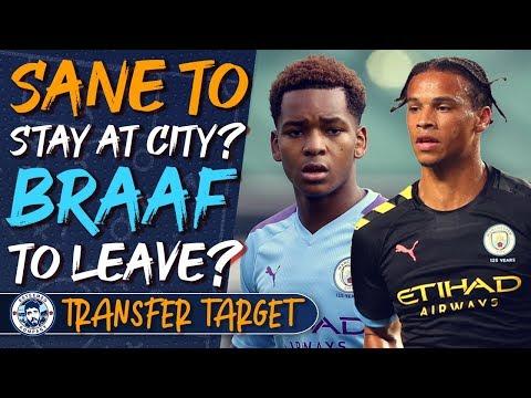 leroy-sane-to-stay?-jayden-braaf-to-leave-man-city?-|-transfer-target