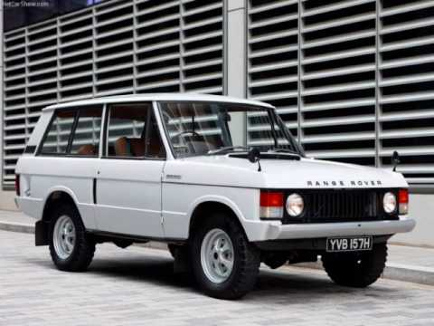 1970 range rover youtube. Black Bedroom Furniture Sets. Home Design Ideas