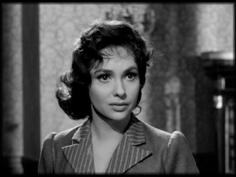 (LA ROMANA) Con  GINA LOLLOBRIGIDA & RICCARDO GARRONE-(il Film)-1954