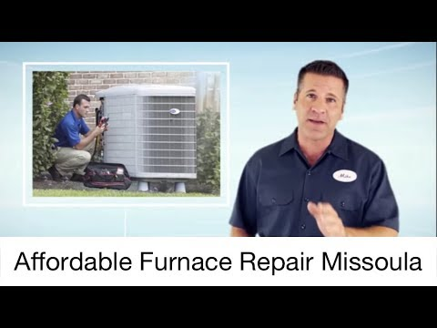 Affordable Furnace Repair Missoula