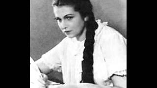 "Galina Vishnevskaya Sings Mikhail Glinka's ""The Lark"""