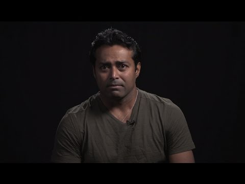 Serve and Volley with Leander Paes