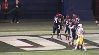 SDSU Aztecs HB Ronnie Hillman 99-yard TD run