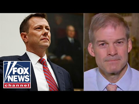 Rep. Jordan: Strzok's argument doesn't hold water