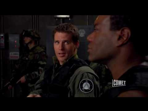 Stargate SG1 - The End Of SG-1 (Season 10 Ep. 20)