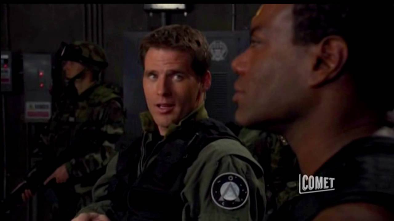Download Stargate SG1 - The End Of SG-1 (Season 10 Ep. 20)