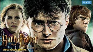 Harry potter y las reliquias de la muerte pelicula completa en castellano