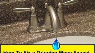 How Fix Dripping Moen Faucet Howtolou Com