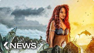 The Little Mermaid, Halloween 2 & 3, New Marvel Villain... KinoCheck News