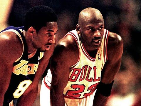 Kobe Bryant passes Michael Jordan on the all-time scoring list!