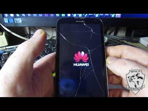 видео: huawei g610-u20  не видит sim карты, нет сети